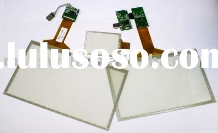 """10.1"""" Resistive multi-touch panel"""