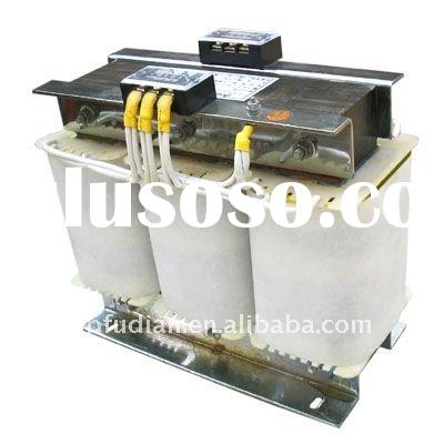 15KVA three phase dry type transformer(input:380/400V,output:220V)
