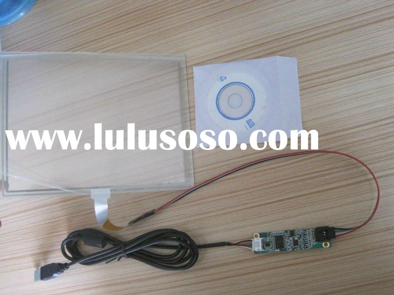 """15.6"""" 5 wire touch panel for laptop application."""