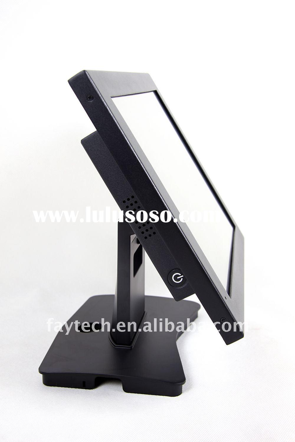 """15"""" Industrial Panel Mount Touch PC Fanless"""