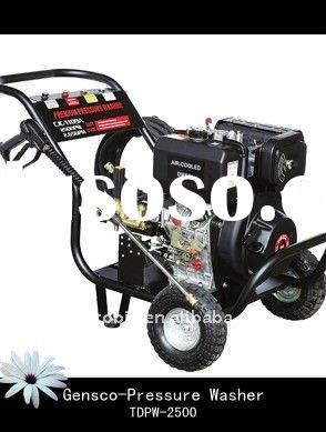 170bar,6.5HP electric diesel commercial pressure washer