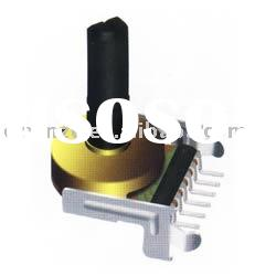17mm rotary potentiometer with insulated shaft