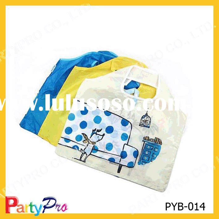 190T-210T Polyester promotional shopping bag