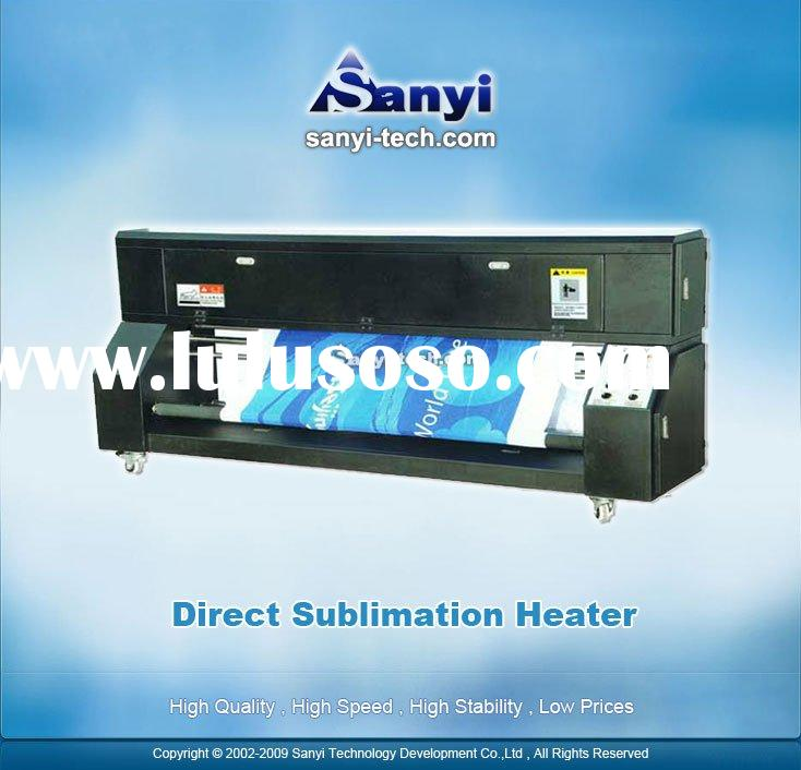 1.8m Direct Sublimation Heater / Sublimation Heating Apparatus