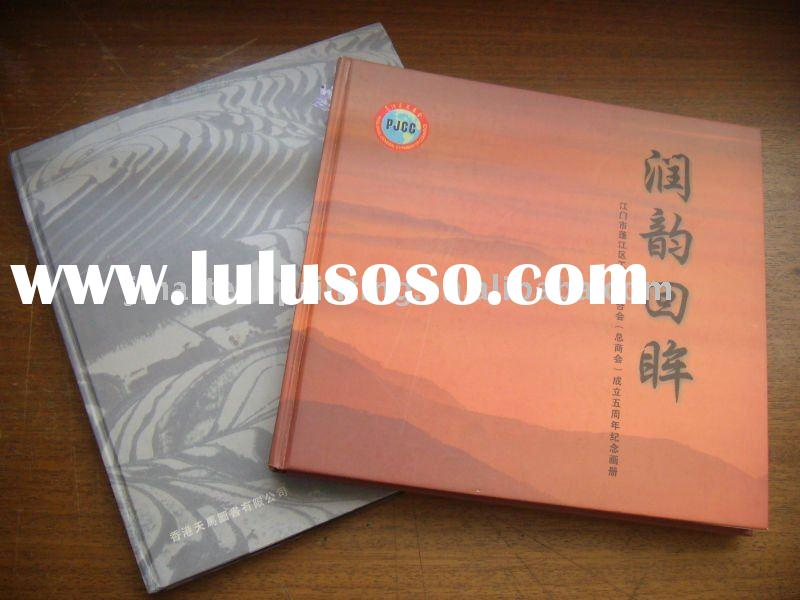 2011 High quality colorful printing Product catalog