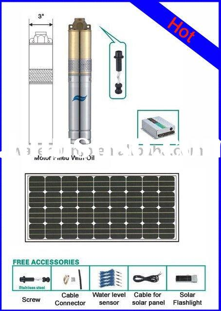 2011 Solar Submersible Water Pump