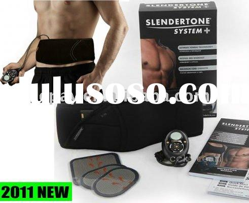 2011 System+ Abs Abdominal Muscle Ab Slim Flex abs Slimming Belt for Man
