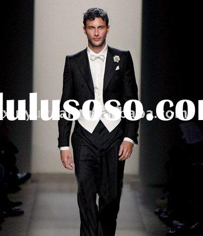 2011 new designer hot sale China custom groom suit GS-001