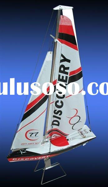 2011 new product Discovery ---- RTR 2.4GHz R/C racing sail boat