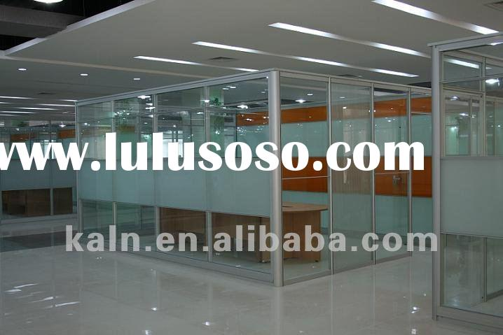 2012 China Modern Design glass room dividers