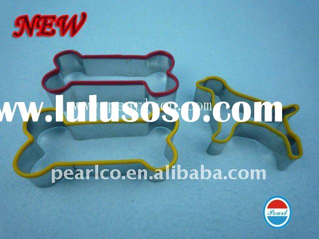 2012 NEW product Eco-Friendly metal High quality Customized design free sample charge cookie cutter
