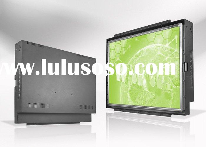 "20.1"" Open Frame LCD touch monitor Resistive / Capacitive / SAW / Infrared / Projective / Panel"