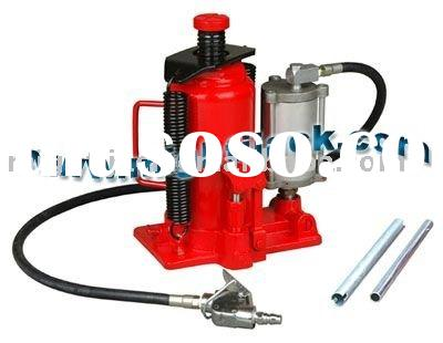 20 Ton Air/Manual Hydraulic Bottle Jack