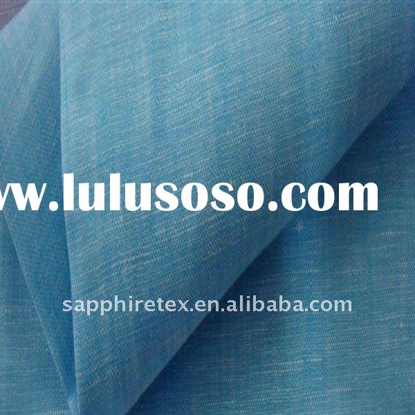 21*21/54*54 100% linen yarn dyed plain colors ( yarn-dyed pure linen fabric)