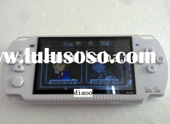 2.8inch mp4 player games download with camera and card slot