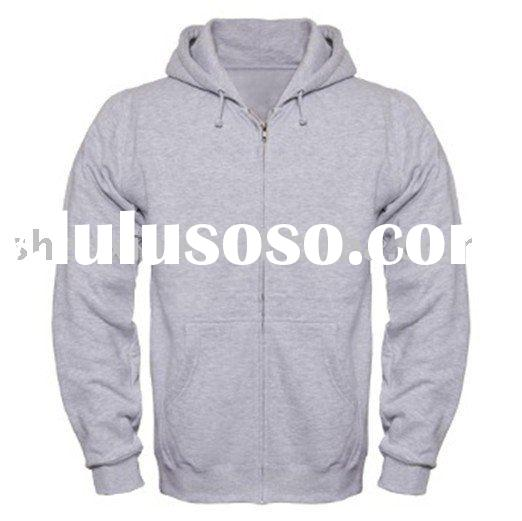 300gsm 80/20 CVC fleece Eu size blank hoody;outdoor sport hoody;Supply OEM service