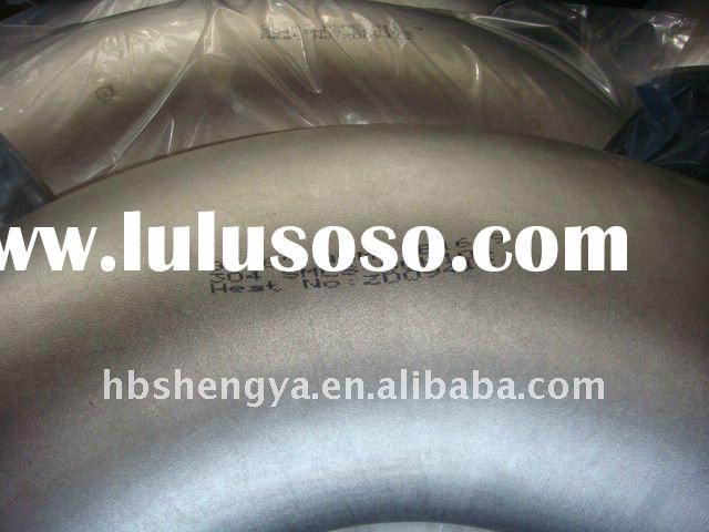 304, 316 stainless steel ANSI elbow