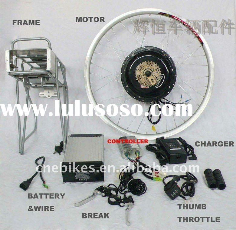 36v 180-250w electric bike DIY hub motor coversion kits