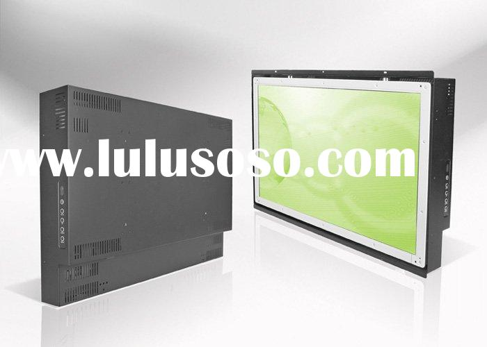 "37"" Open Frame LCD touch monitor Resistive / Capacitive / SAW / Infrared / Projective / Panel P"