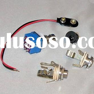 3PDT Stomp Foot pedal switch/pedal switch/foot switch/power jack