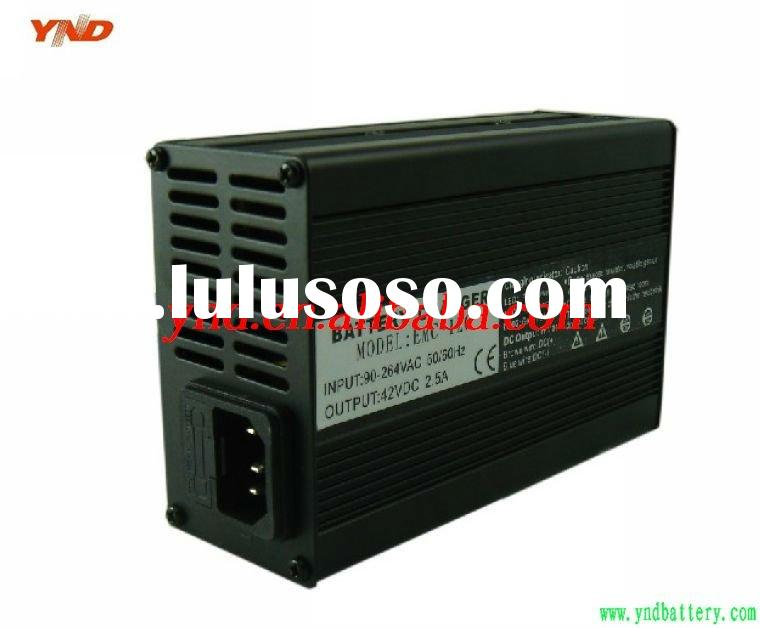 42VDC 2.5A Vacuum cleaner Battery Charger/E-scooter charger