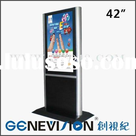42 inch full lcd advertising display
