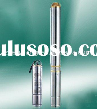 4SD6 deep well stainless steel submersible pump