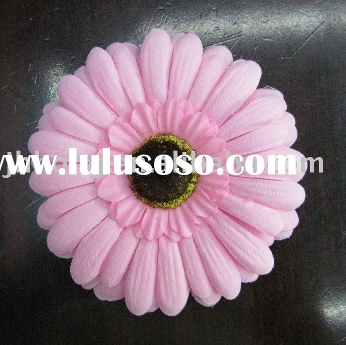 4'' gerber daisy flower/hair holder