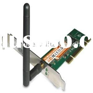 54M PCI Wireless Lan card with Detachable antenna RTL2561 chipset