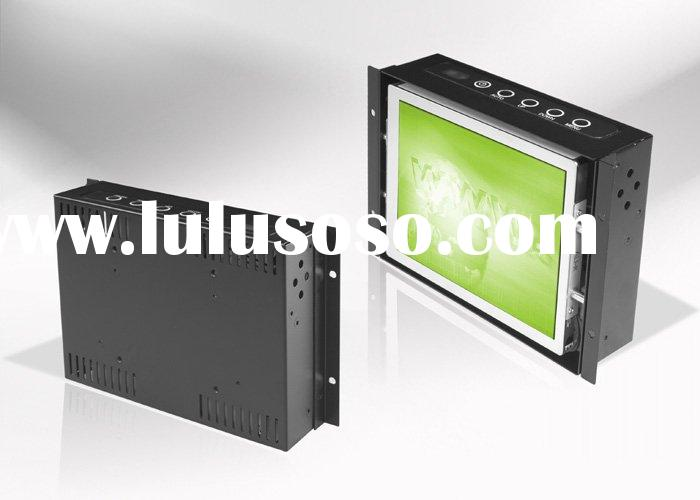 "6.5"" Open Frame LCD touch monitor Resistive / Capacitive / SAW / Infrared / Projective / Panel"