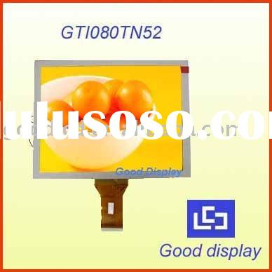 8.0 inch Digital TFT LCD with touch panel