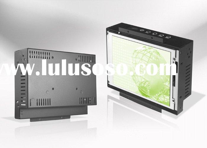 "8.4"" Open Frame LCD touch monitor Resistive / Capacitive / SAW / Infrared / Projective / Panel"