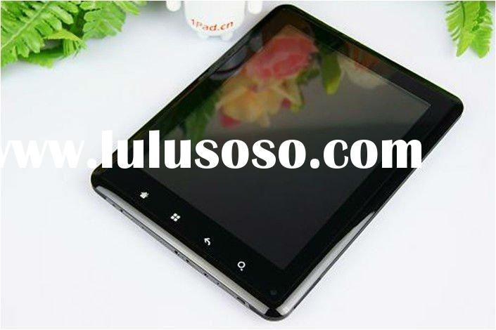 8 inch mini laptop touch screen Androld 2.3 system 512MB DDR3