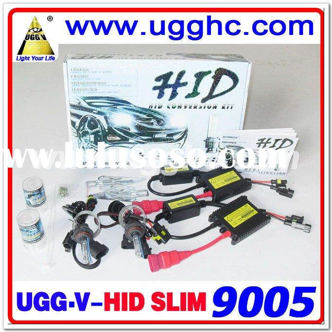 9005, HID Xenon headlamp