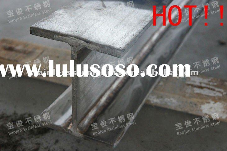 AISI 304 Hot Rolled Stainless Steel I Beam