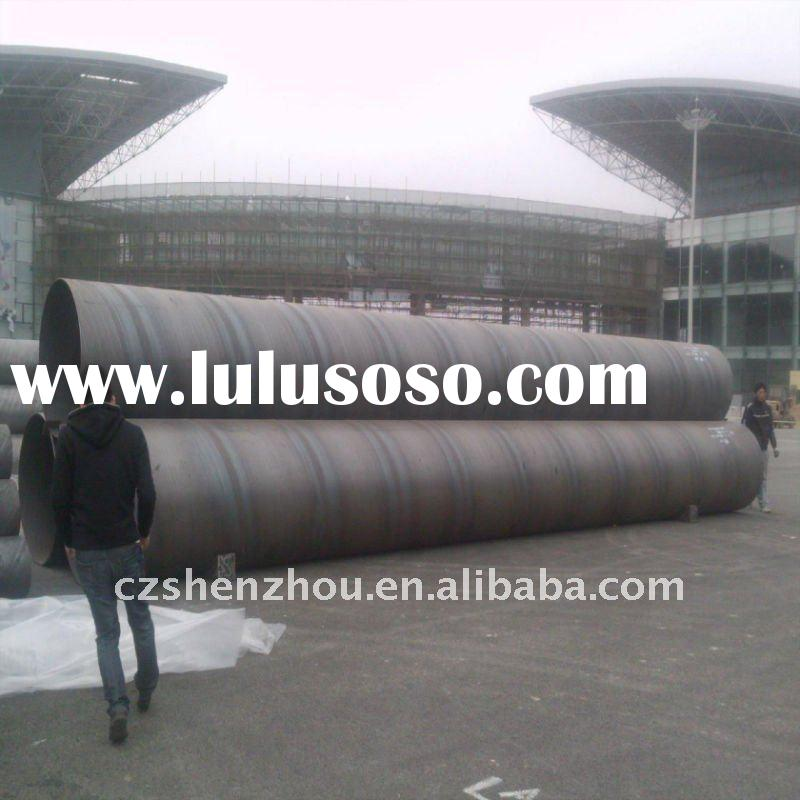 API5L GR.B ssaw pipe / water pipeline /MANUFACTURE