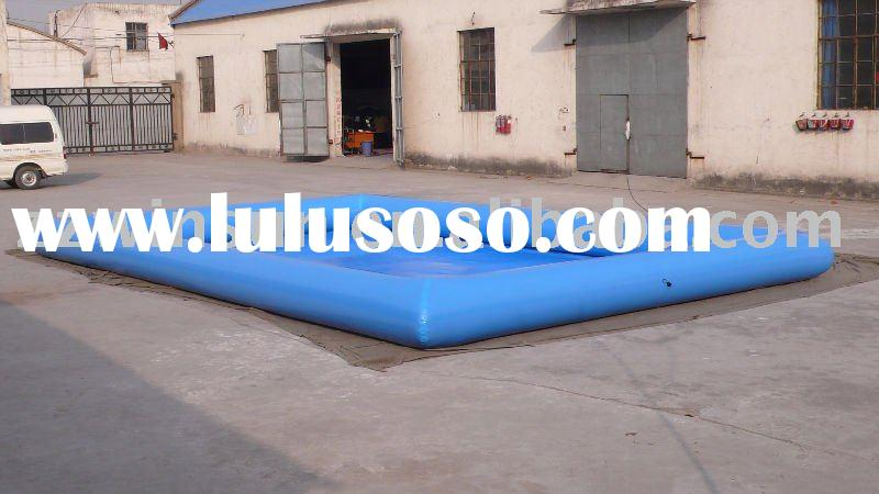 Above ground swimming pool (1000D PVC)