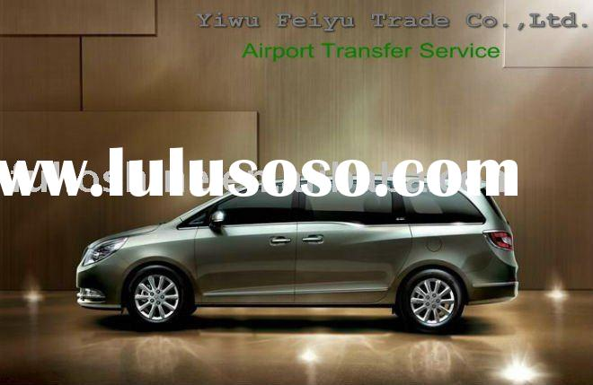 Airport pick-up service from airport of Yiwu,Hangzhou,Shanghai to Yiwu city