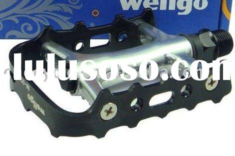 All alloy bicycle pedal.