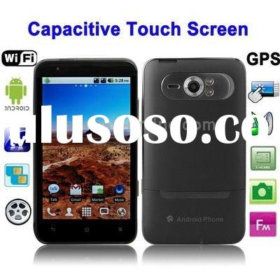 Android 2.2 Version, 4.3 inch Capacitive Touch Screen Mobile phone