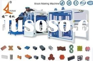 Automatic Block Make Machinery,Hydraulic Pressure Brick Making Machine,Concrete Block MachineOver 20