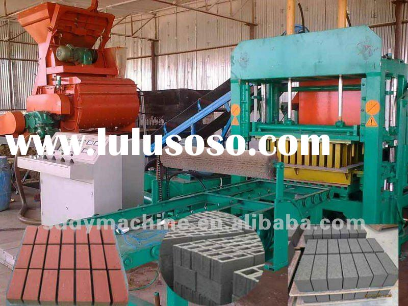 Automatic fly ash brick machine(Dongyue famous Brand)