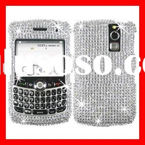 BLING CRYSTAL CASE COVER for BLACKBERRY CURVE 8330