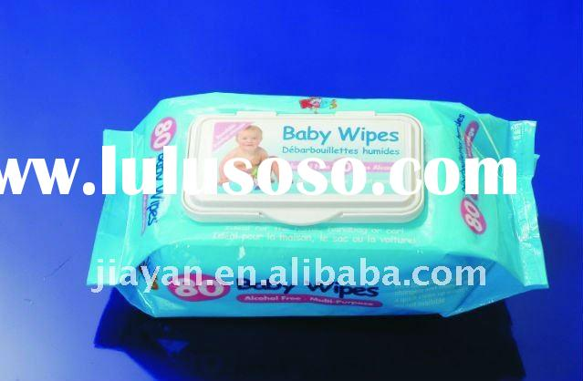 Baby Wipes with Lid