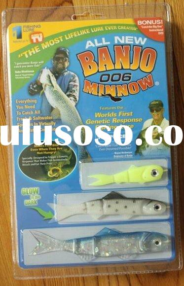 Banjo minnow fish lure hot as seen on tv for sale price for As seen on tv fishing lures