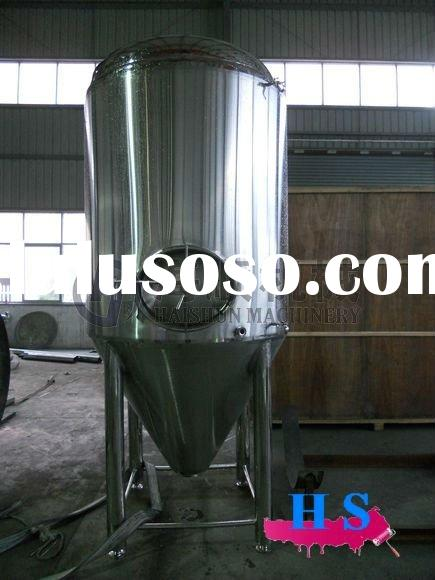 Beer Fermentation Vessel &Equipment from China