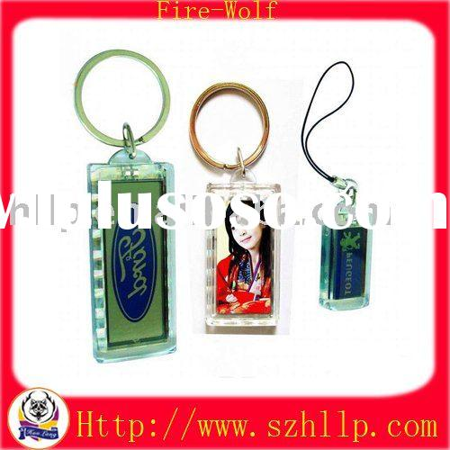 China LCD Solar Keychain,Promotional key chain Manufacturer