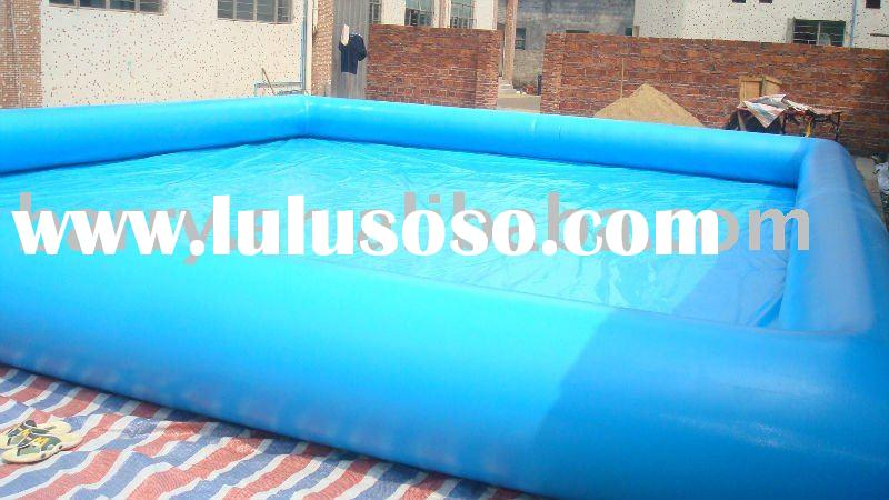 China inflatable swimming pool products