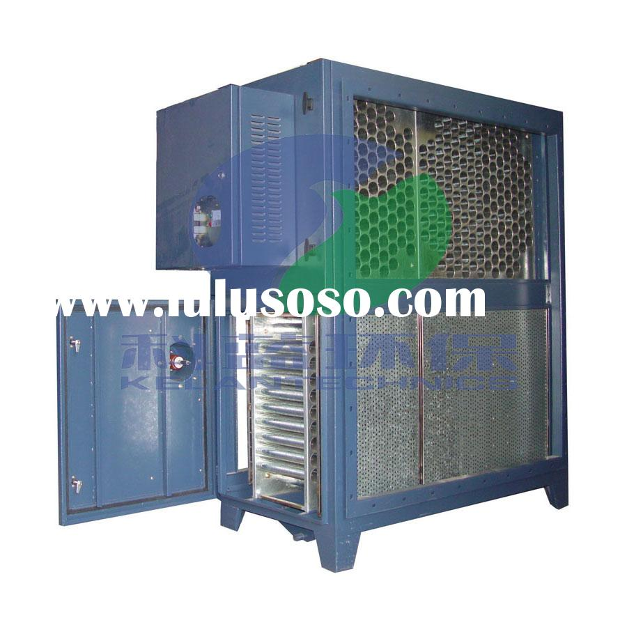 Commercial Kitchen Ventilator & Air Cleaner For Exhaust