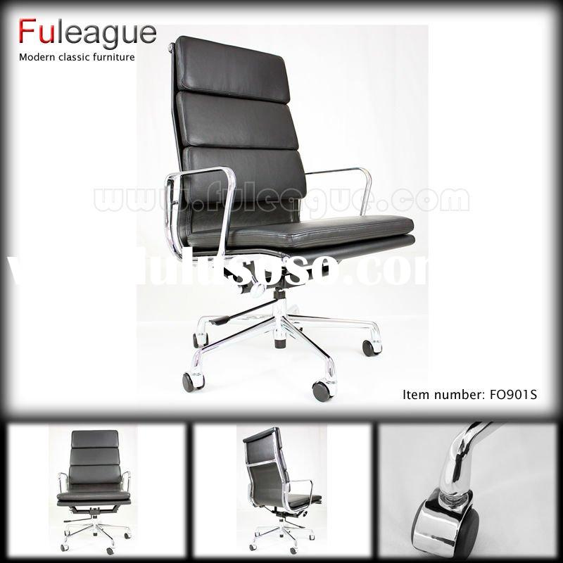 Eames Leather Office Chair FO901S